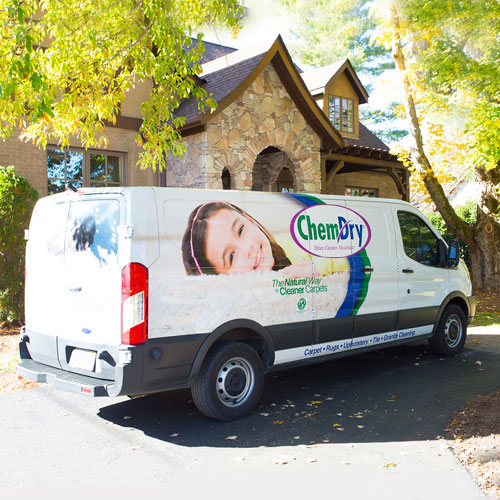 Chem-Dry of Central Illinois removes 98% of allergens from carpets and upholstery